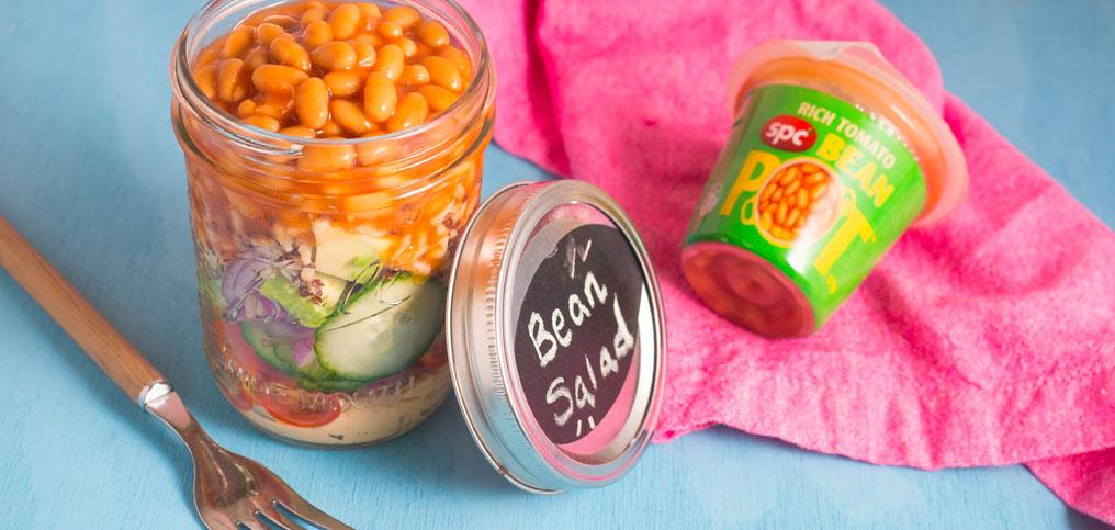 Baked Bean Salad