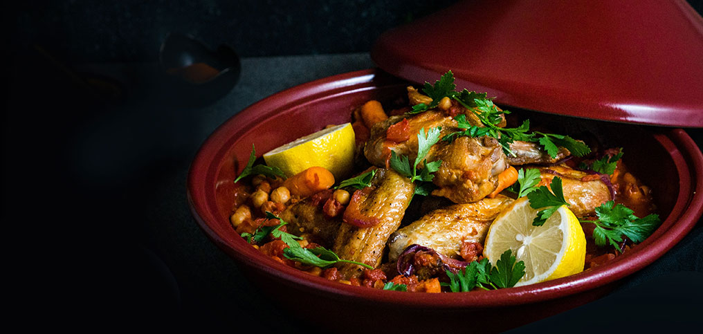 Chicken Wing Tagine