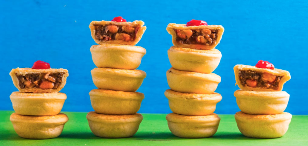 Baked Bean Party Pies