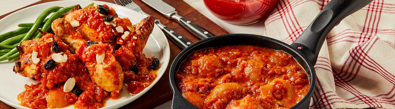 Recipe image_Moroccan Saffron Apricot Chicken