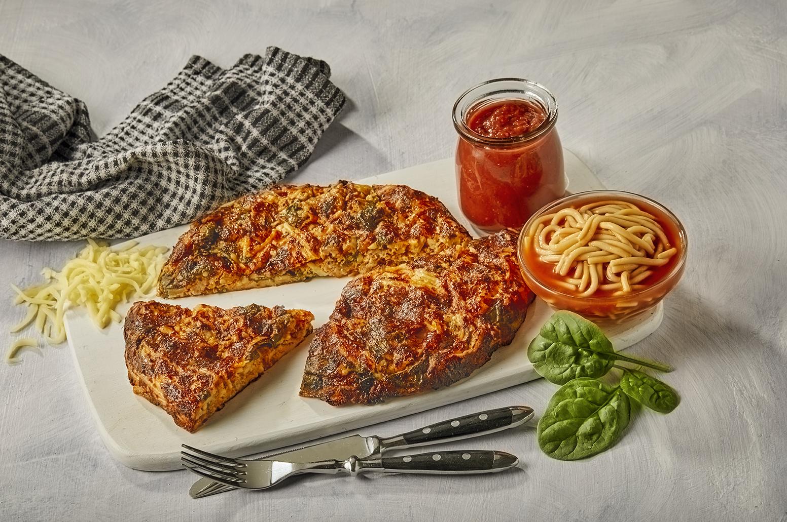 Italian Sausage Spaghetti Bake