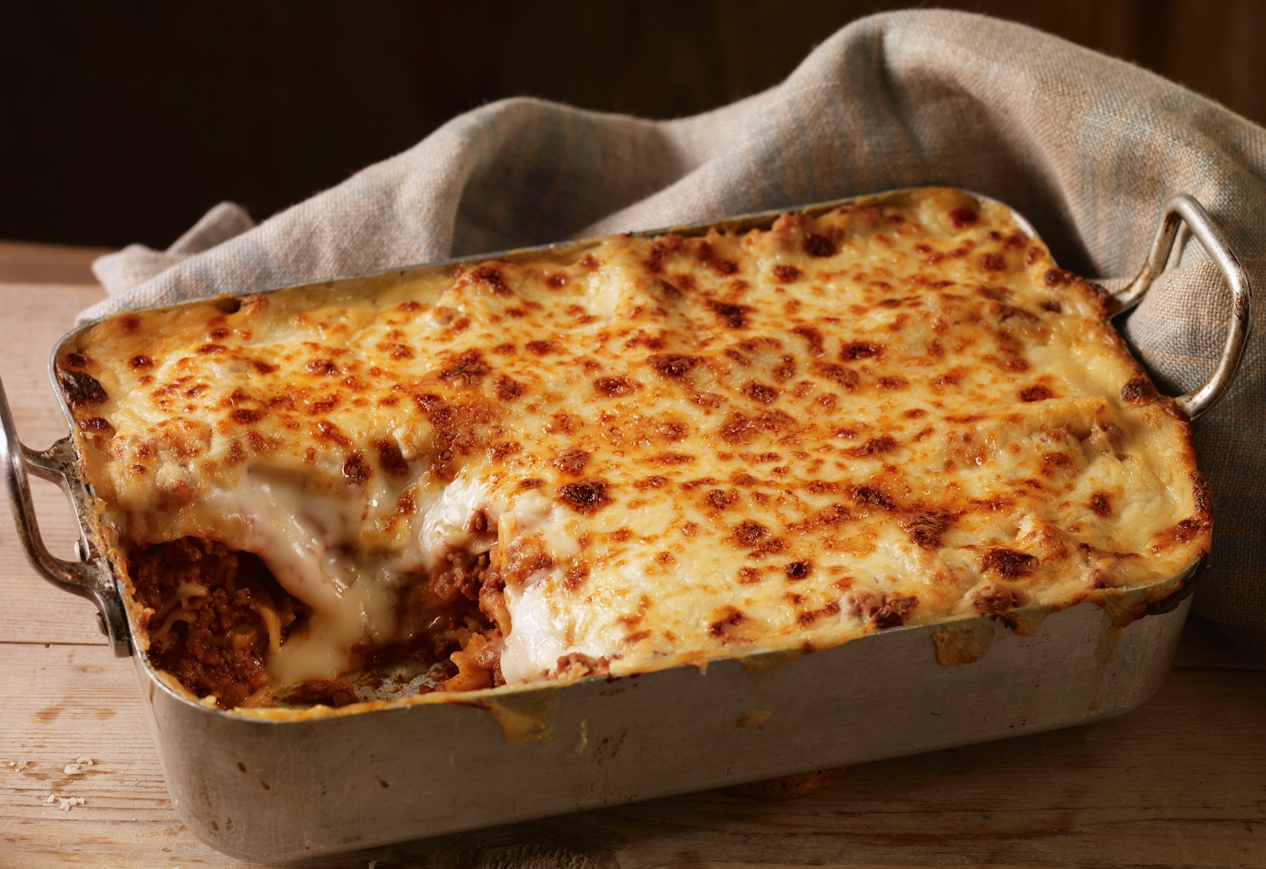 Polenta Lasagne