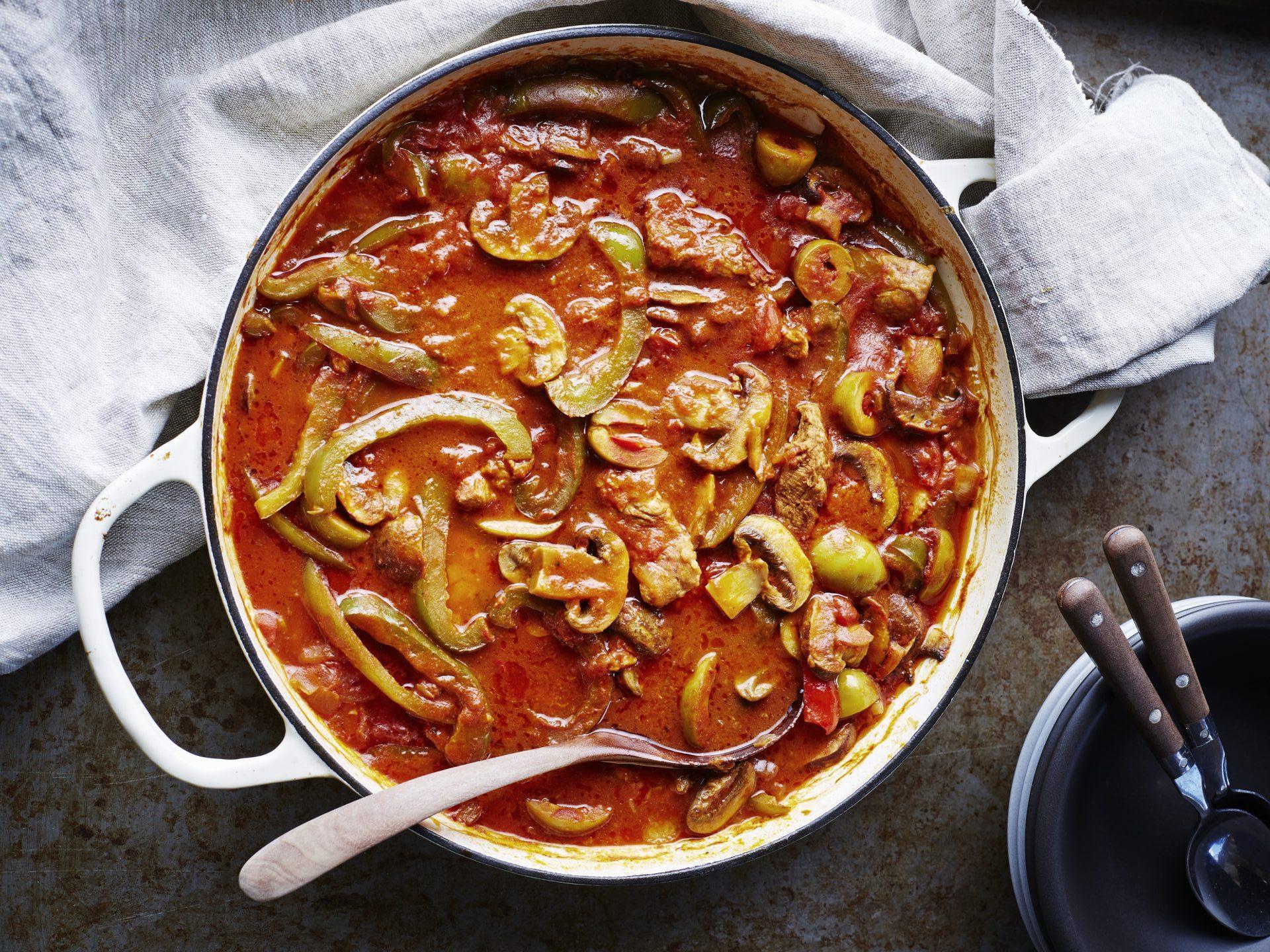 Spanish Pork Stew
